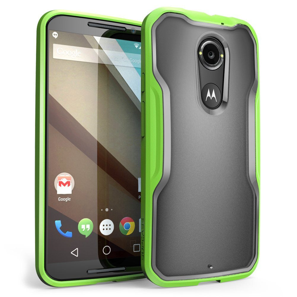 SUPCASE Premium Bumper Case Cove for Motorola Moto X 2nd Gen 2014 Model