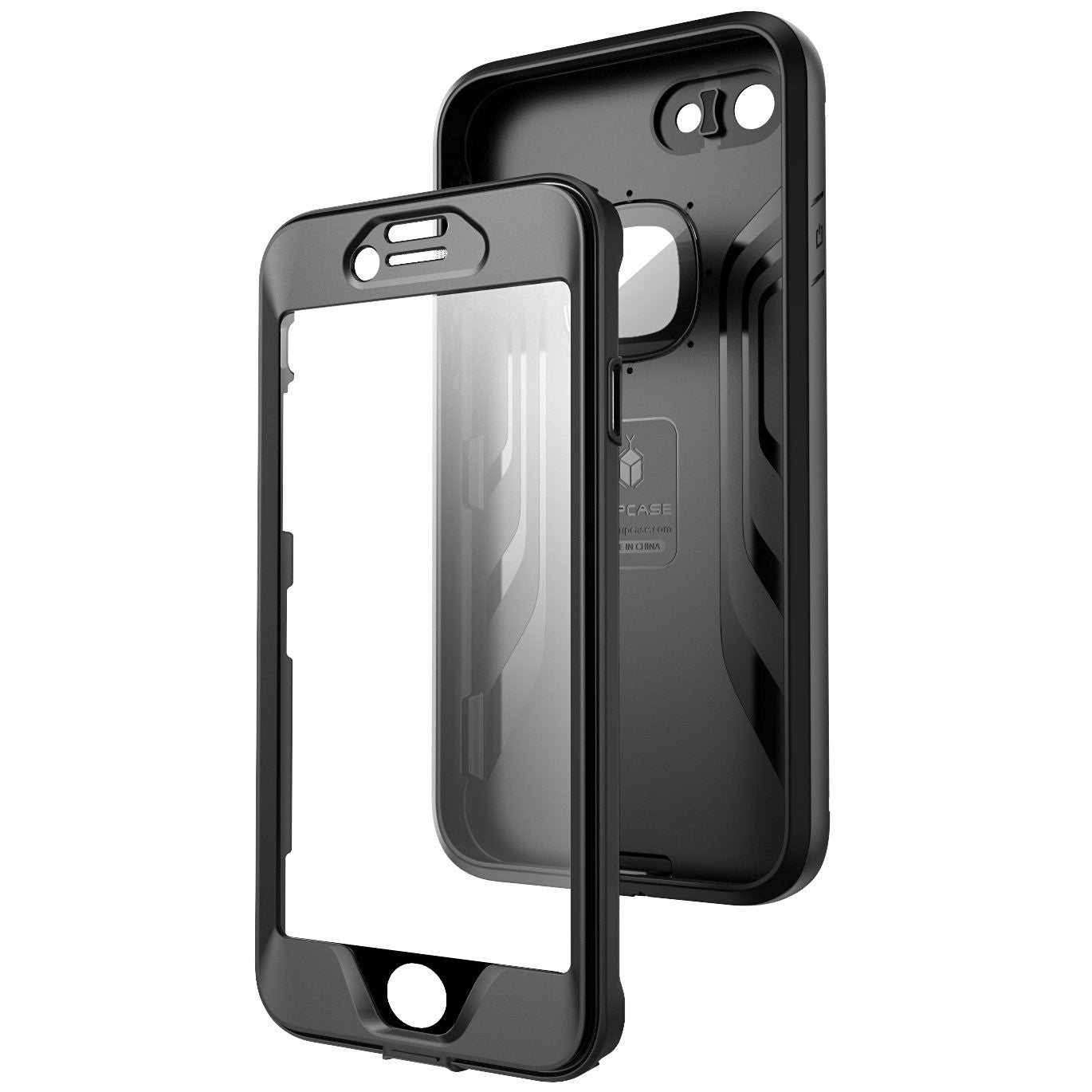 SUPCASE Water Resistant Full-body Rugged Case with Built-in Screen Protector For iPhone 7/7 Plus