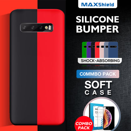 Samsung Galaxy S10 Thin Soft Silicone Case Cover