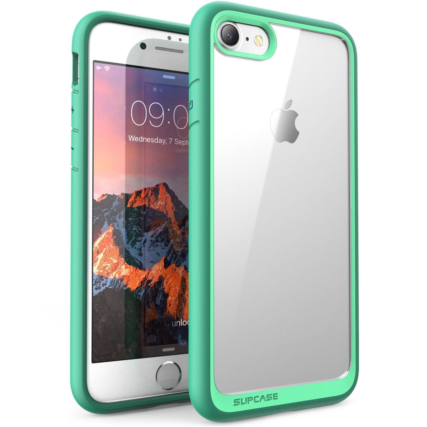 Genuine SUPCASE Ultra Style Premium Case iPhone 8/8 Plus - Green