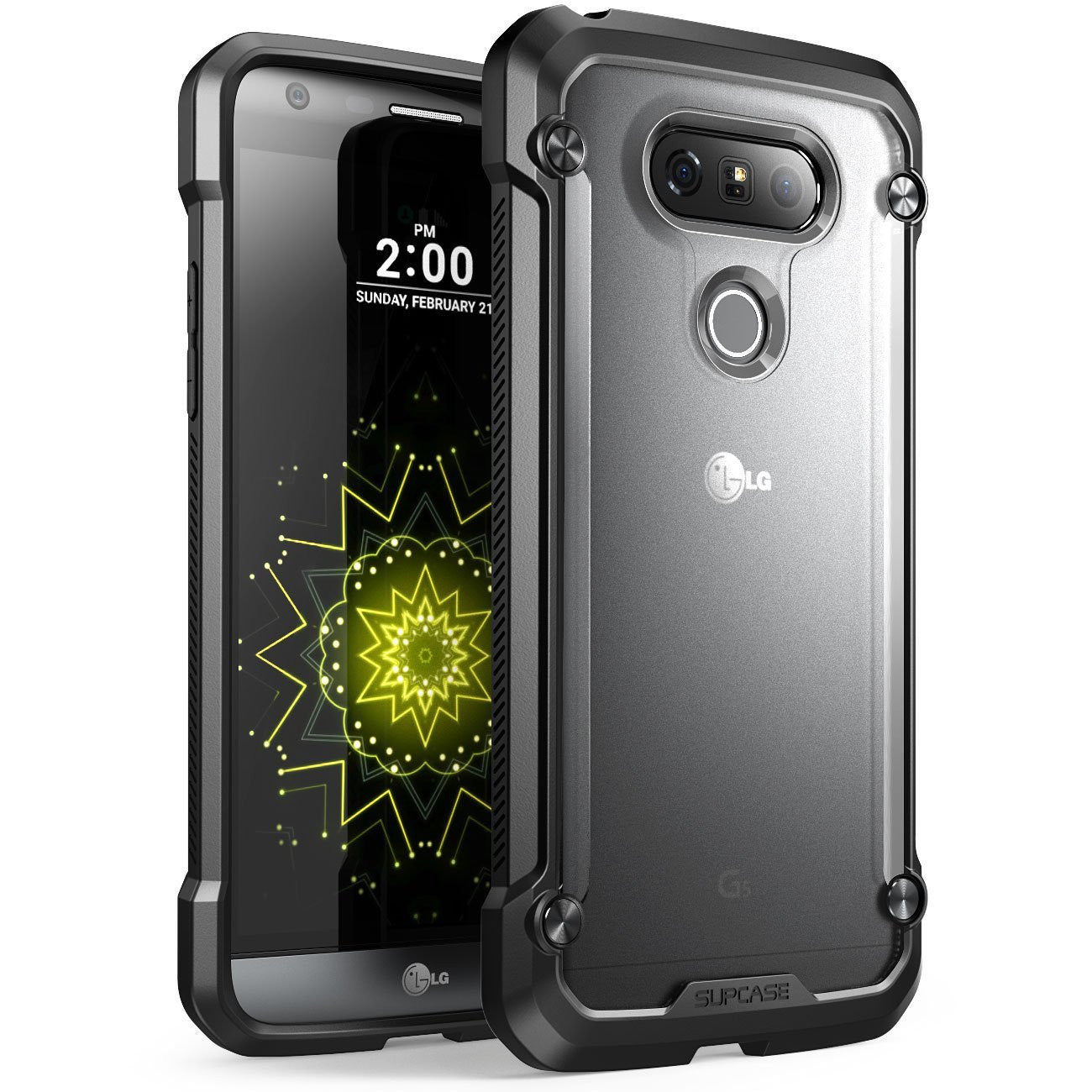 LG G5 Case Cover , Genuine SUPCASE Premium Hybrid Protective Case Cover