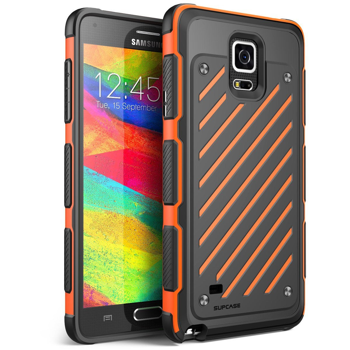 Genuine SUPCASE For Galaxy Note 4 S Series Slim Armored Case Cover
