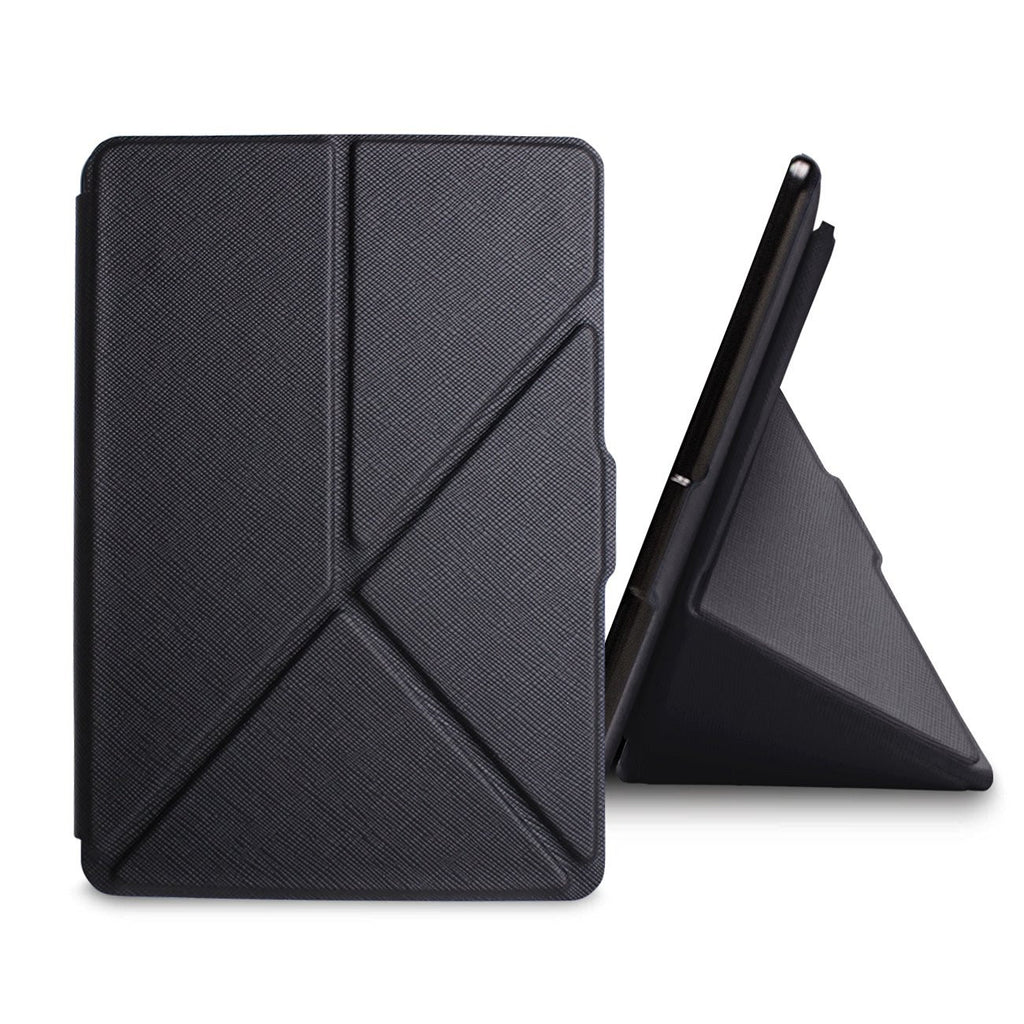 new product e0e2d 8a6aa Origami Magnetic PU Leather Case Cover for Amazon Kindle Voyage ...