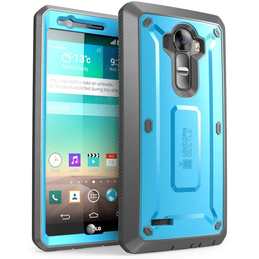 Genuine SUPCASE Shockproof Heavy Duty Armor Case Cover For LG G4