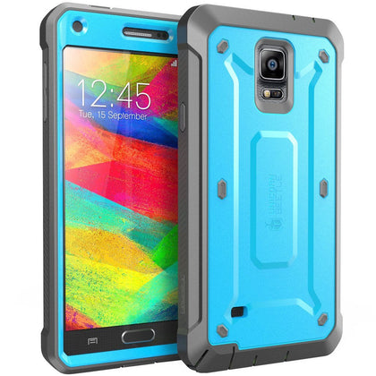 Genuine SUPCASE Heavy Duty Shockproof For Samsung Galaxy Note 4 Case Cover