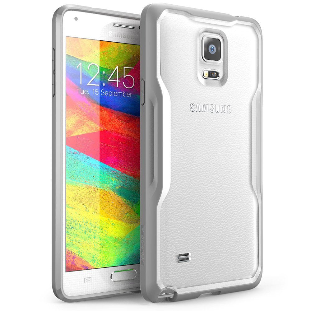 Genuine SUPCASE Premium Protective Bumper for Samsung Galaxy Note 4 Case N9100
