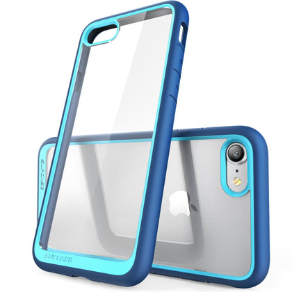 Genuine SUPCASE Ultra Style Premium Case iPhone 8/8 Plus - Navy