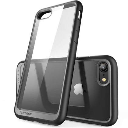 Genuine SUPCASE Ultra Style Premium Case iPhone 8/8 Plus - Black