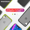 iPhone 8 Plus Clear Matte Soft TPU Case Cover