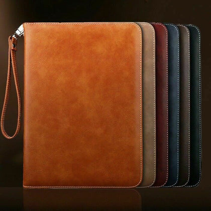 Genuine Luxury Leather Case Cover for Apple iPad 10.2 2019 7th Gen