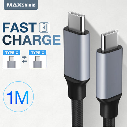 SB Type-C to USB C 3.1 Male to Male Sync & Charging Cable Type C to Type C