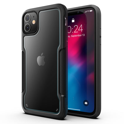 iPhone XI 11 Case Cover Heavy Duty Shockproof Slim Clear Protection Case