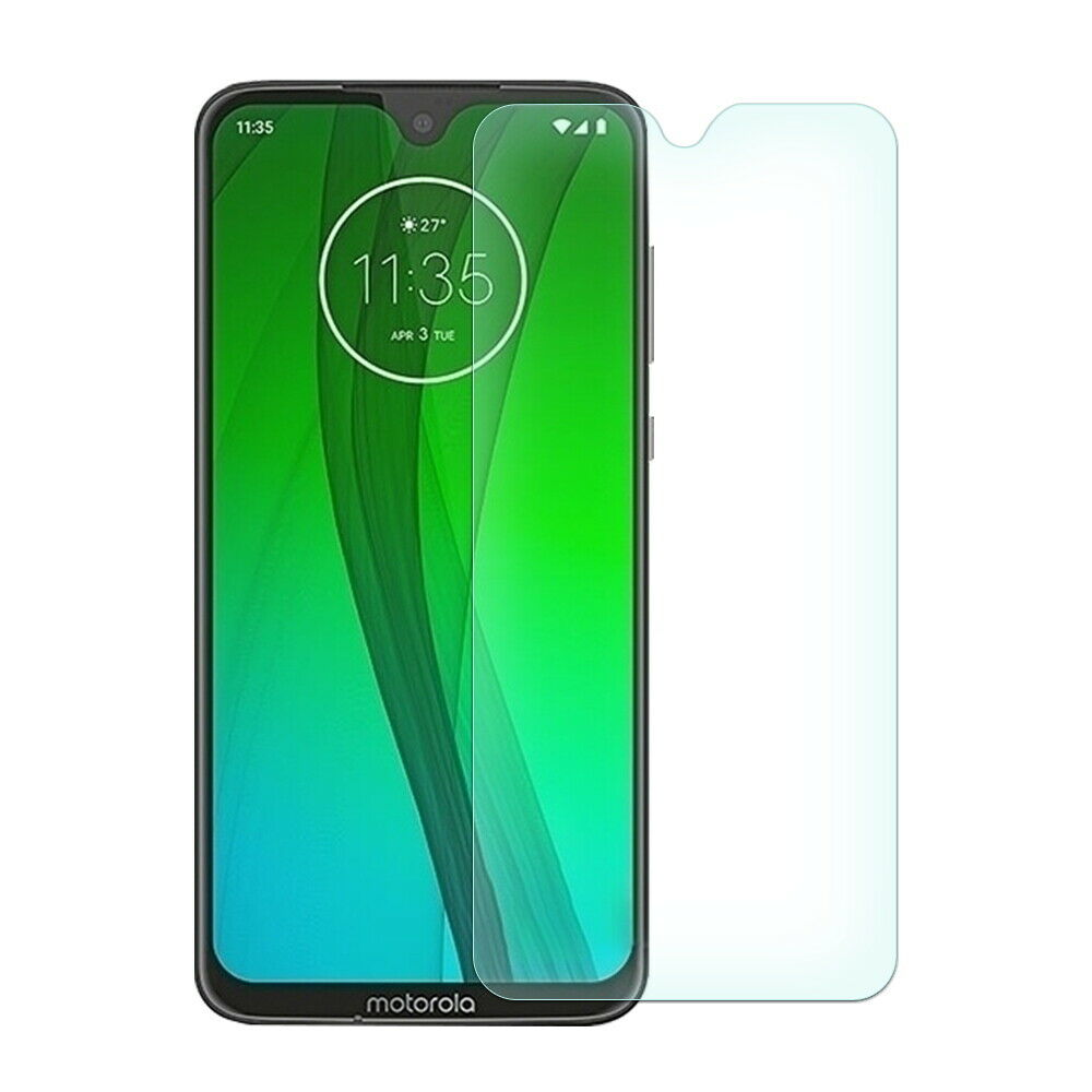 2X Motorola Moto G6 Plus Tempered Glass Screen Protector