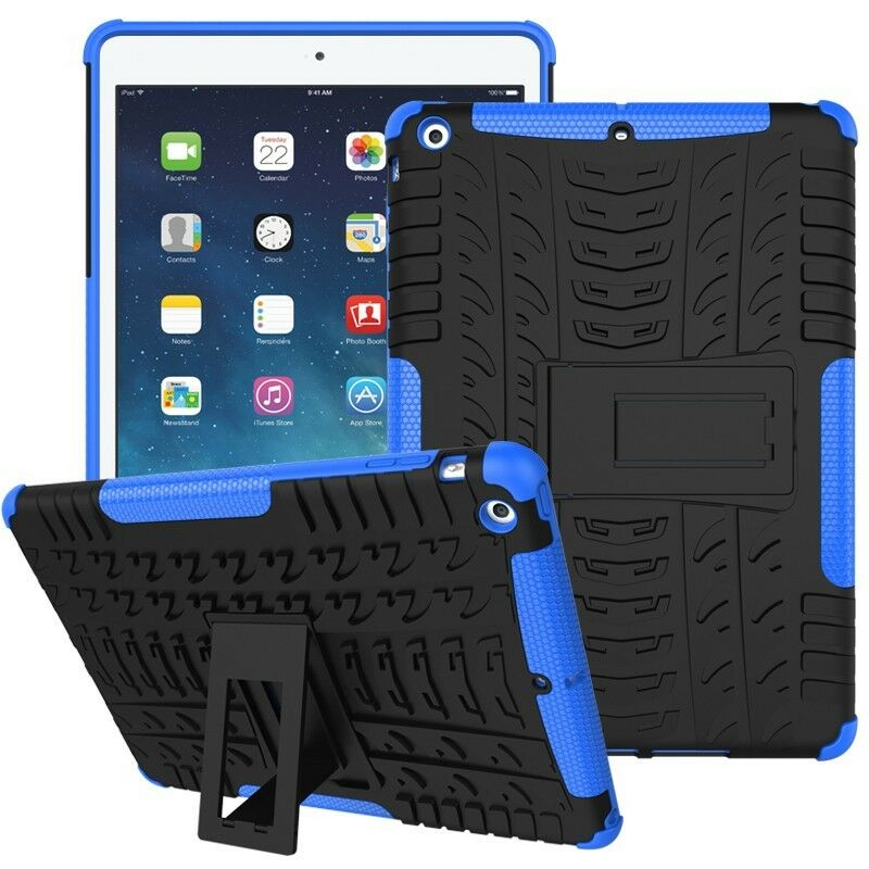 Heavy Duty Shockproof Case Cover Apple iPad 5 9.7 2017