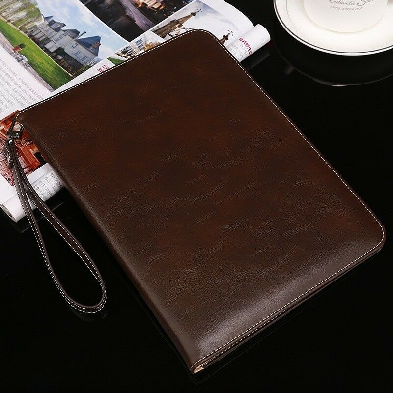 Genuine Luxury Leather Case Cover for Apple iPad Air(iPad 5)