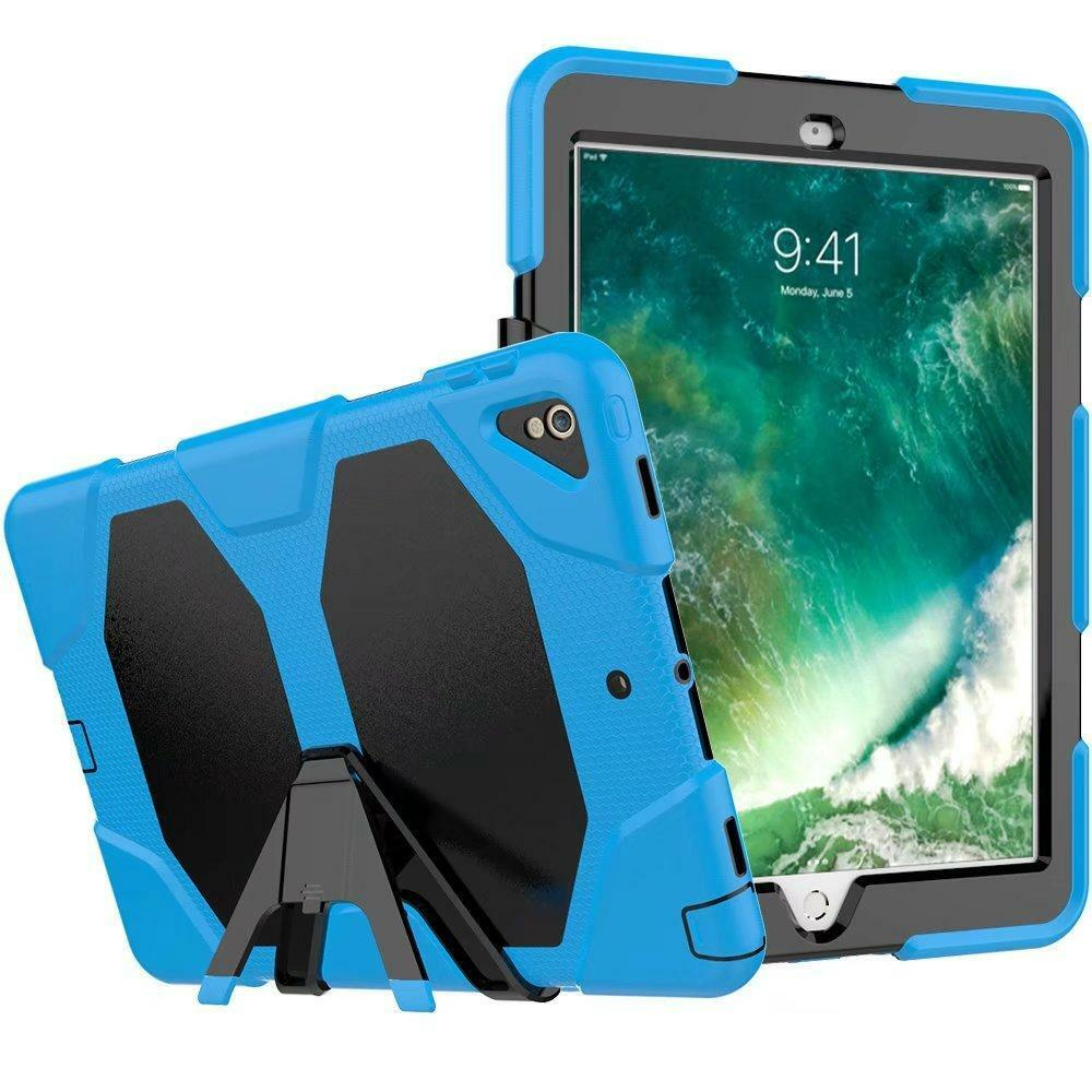 "Heavy Duty Shock Proof Case Cover Samsung Galaxy Tab A 9.7"" T550 T551 T555"