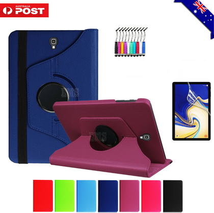 Samsung Galaxy Tab S4 10.5 T830 /T835 Case Rotating 360 Degree Smart Stand Cover