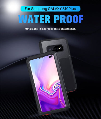 Case Heavy Duty Shockproof Dirtproof Waterproof Cover For Samsung Galaxy S10 Plus
