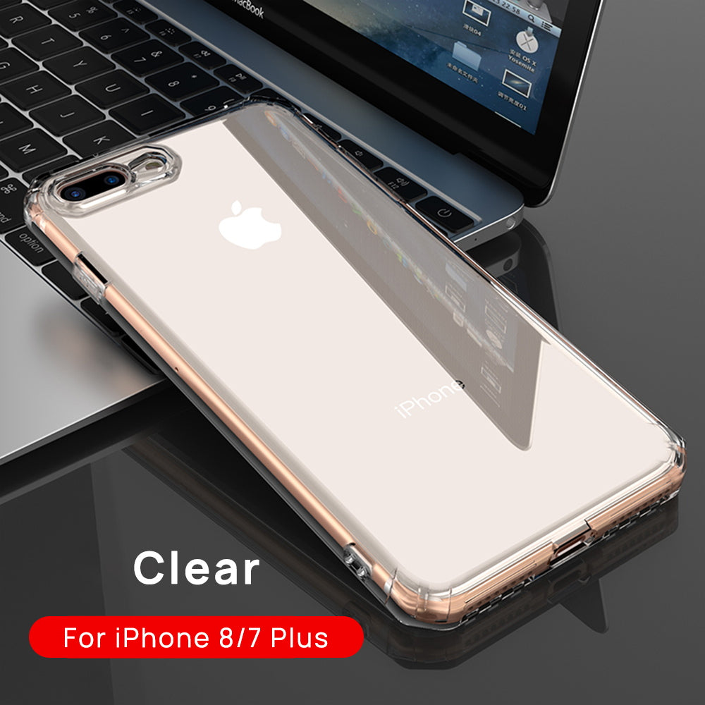 iPhone 7 Plus Thin Soft Silicone Case Cover