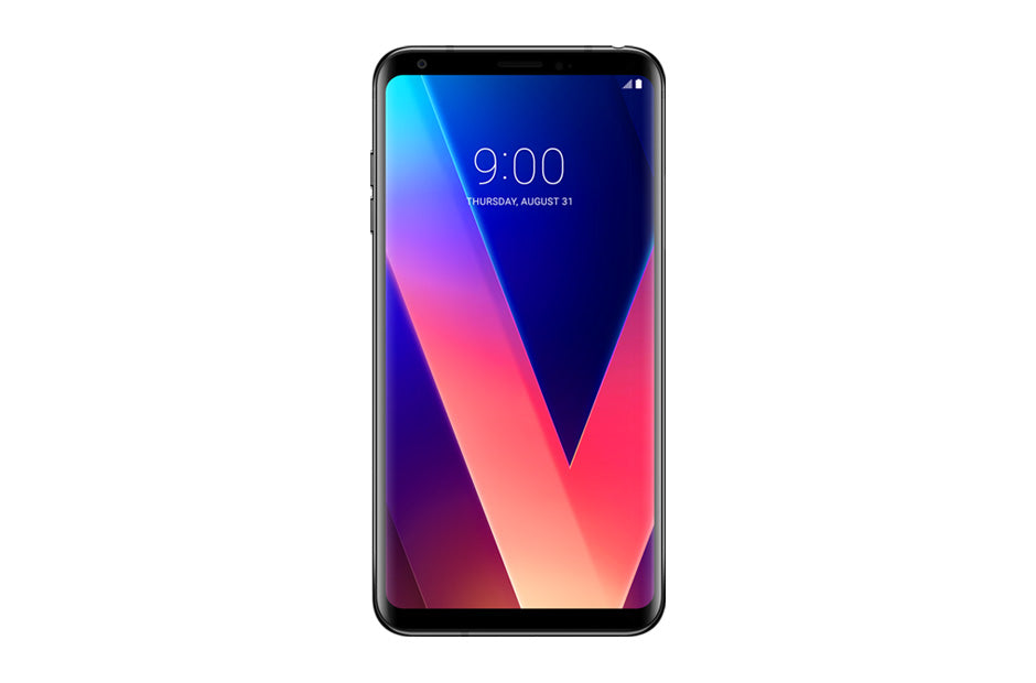 LG V30+ MAXSHIELD 3D Full Coverage Tempered Glass Screen Protector