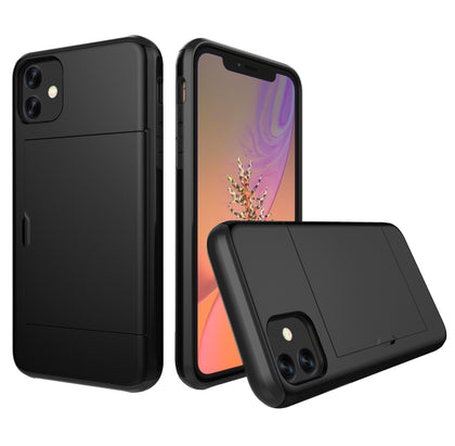 Apple iPhone XI 11 Case,Maxshield Slim Shockproof Bumper Cover