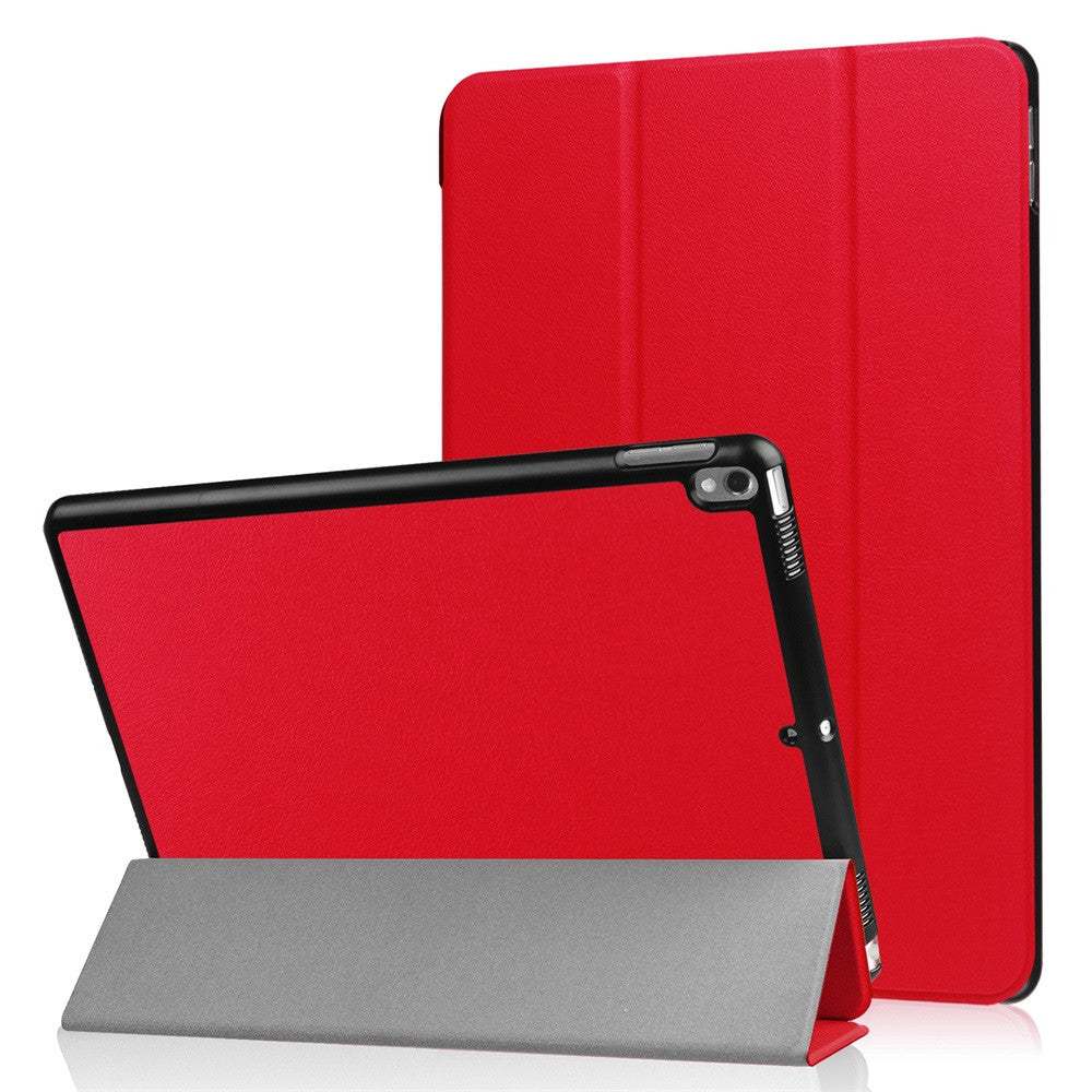 Apple iPad 6th 2018 Leather Shockproof Flip Smart Case Cover
