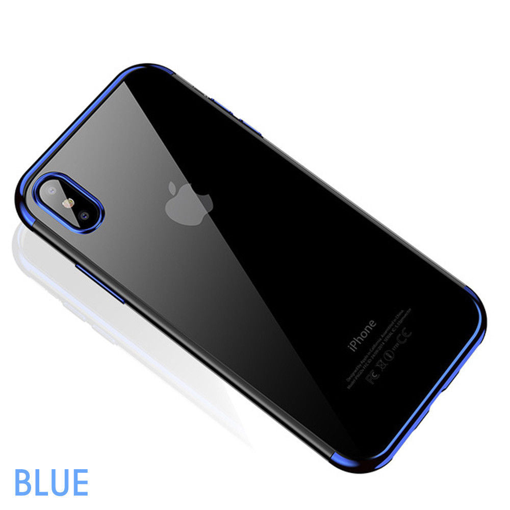 iPhone XR Case Silicon Protector Ultra Thin Cover Case Slim Skin