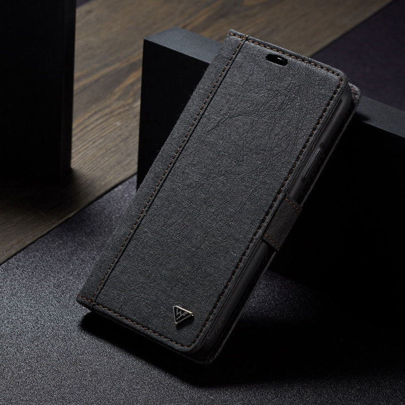 "iPhone 11 Pro Max 6.5"" Luxury Magnetic Leather Removable Wallet Case"