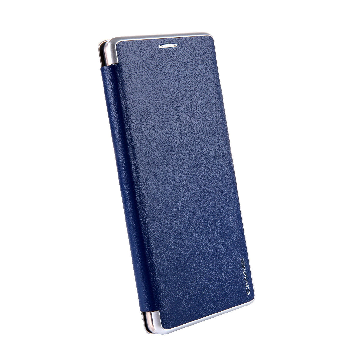 Samsung Galaxy S10 Flip Leather Wallet Card Magnetic Case Cover-Blue
