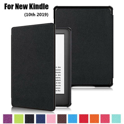 Leather Smart e-Reader Cover Case For 6