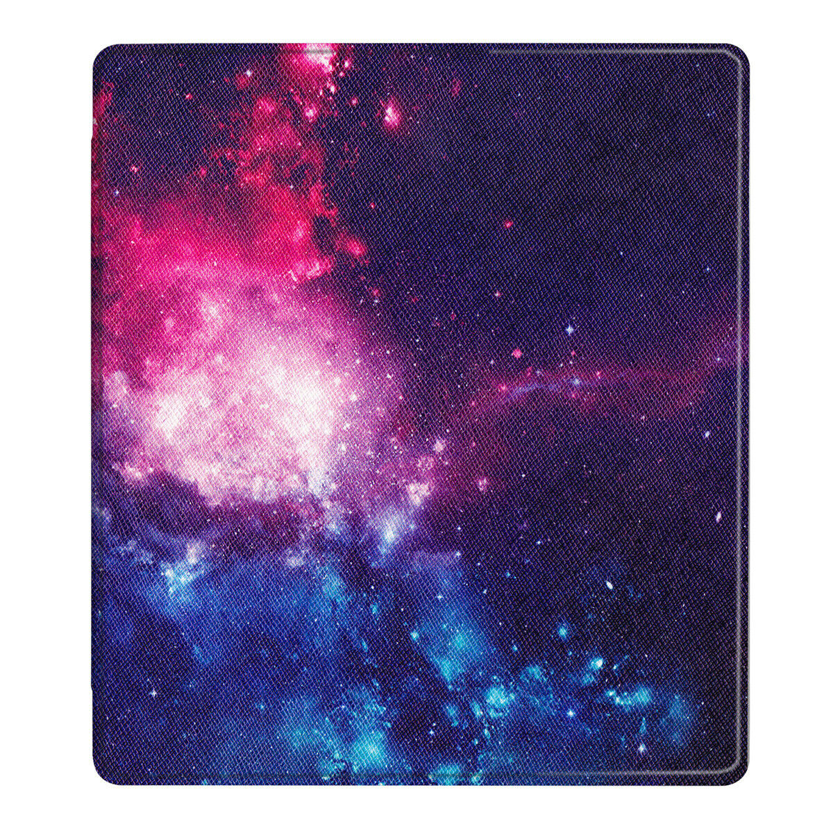 For New Amazon All New Kindle 2019 Painting Leather Smart Cover--Milky Way