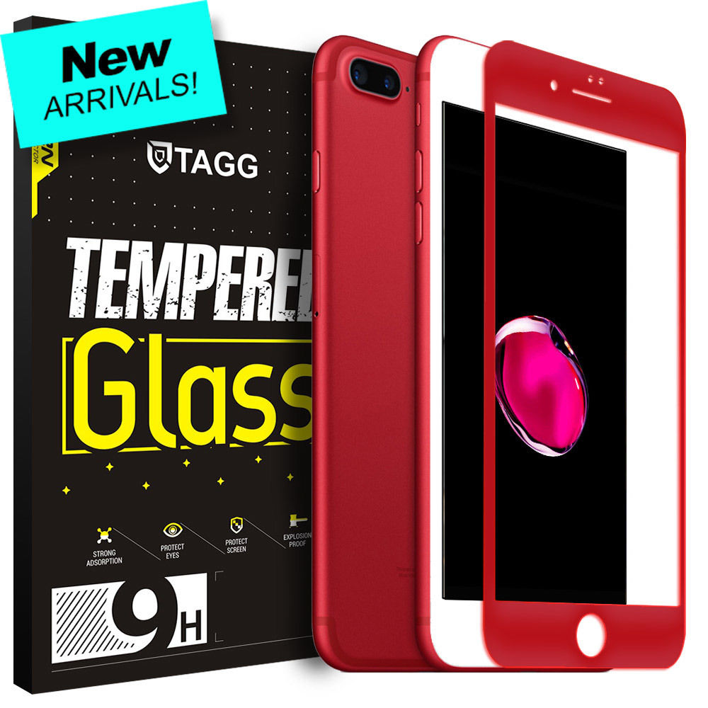 iPhone 8 Plus Case, TAGGSHIELD Ultra thin Slim Crystal Clear Soft Cover
