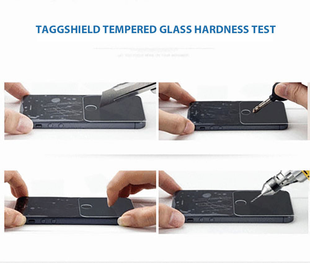 TAGGSHIELD TEMPERED GLASS SCREEN PROTECTOR FOR SAMSUNG GALAXY A7