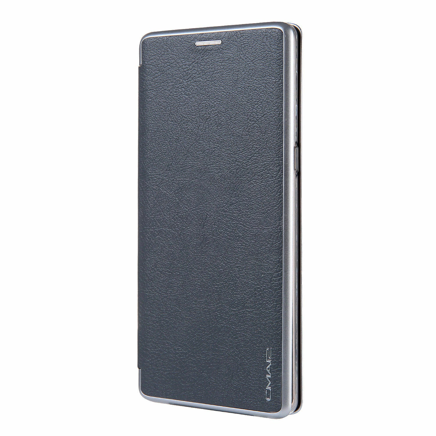 Samsung Galaxy S10 Plus Flip Leather Wallet Card Magnetic Case Cover-Grey
