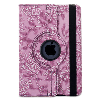 Leather Smart Case Rotating Cover for Apple iPad Pro10.5''2017 -Purple