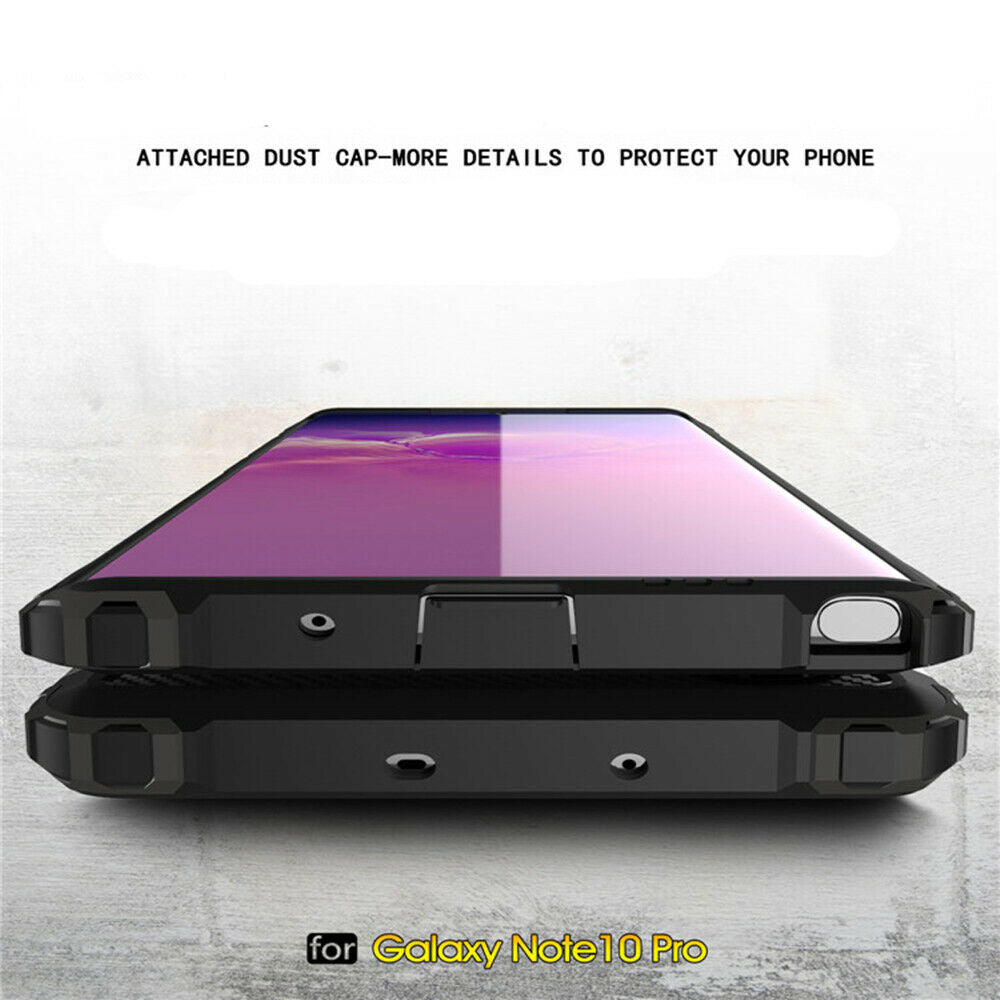 For Samsung Galaxy Note 10 Plus Case Heavy Duty Hybrid Shockproof Cover