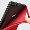 iPhone XR Case Silicon Protector Ultra Thin Cover Case Slim Skin-Black/Blue/Red