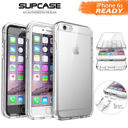 iPhone 6 6S Plus Case Cover , SUPCASE Ares Full-body Rugged Clear Bumper Case