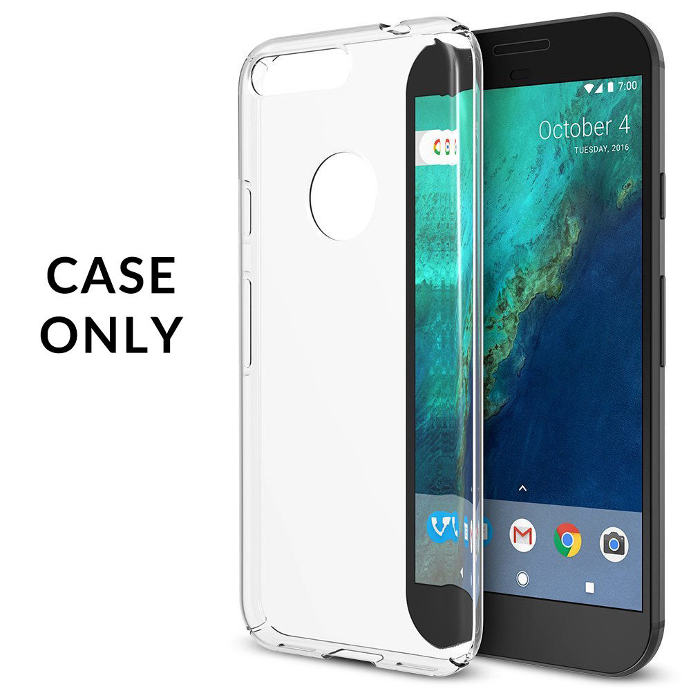 Maxshield Google Pixel 2 XL Case Cover, Flex Gel Crystal Case