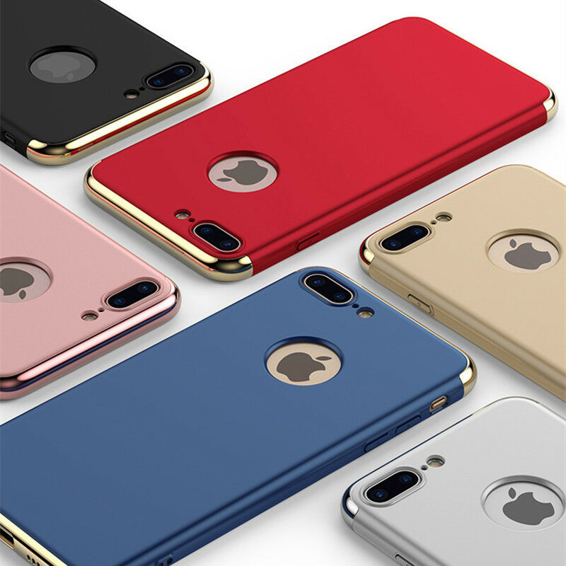 iPhone XR Shockproof Luxury Thin Hybrid Slim Hard Case Cove
