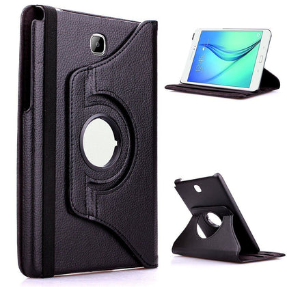 Rotate Leather Folding Case Cover for Samsung Galaxy Tab A 8.0