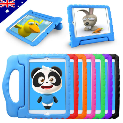 Kids Heavy Duty Shock Proof Case Cover for iPad 6 2018