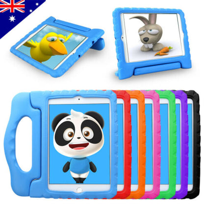 Kids Heavy Duty Shock Proof Case Cover for iPad Air 1/2