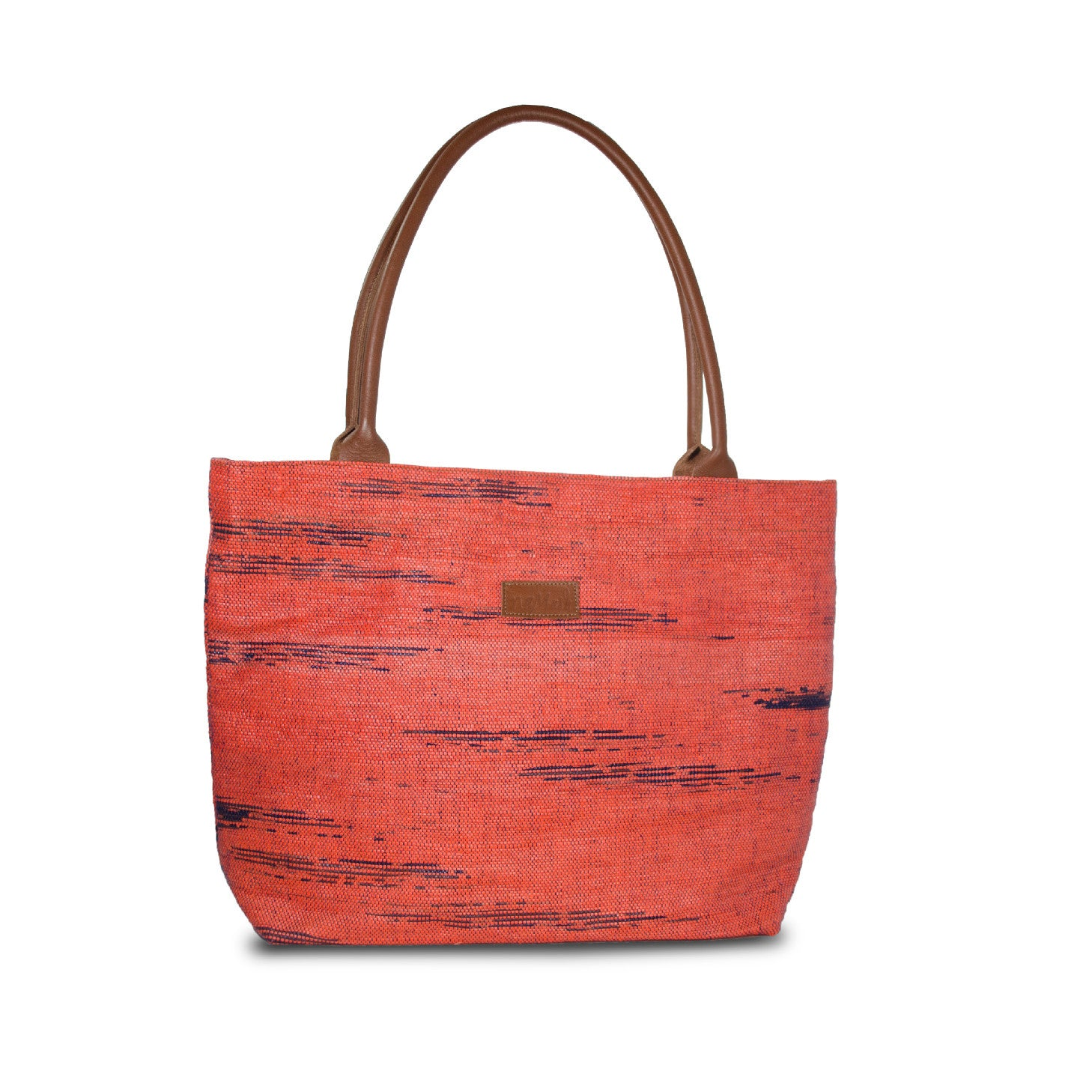 Tote Blue & Orange