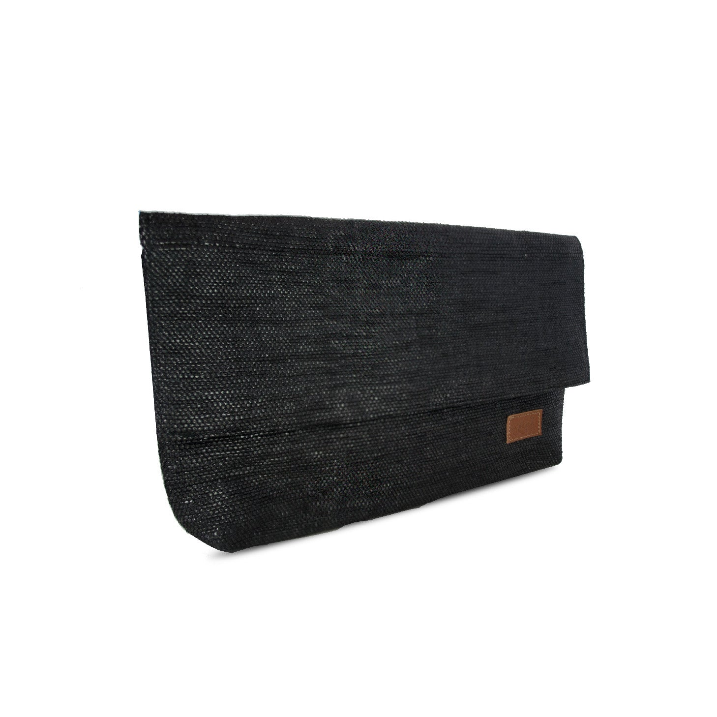 Clutch Black & Brown