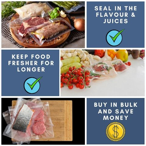 Benefits of Buying a Vacuum Sealer