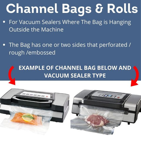 Vacuum Sealer Bag How To Choose
