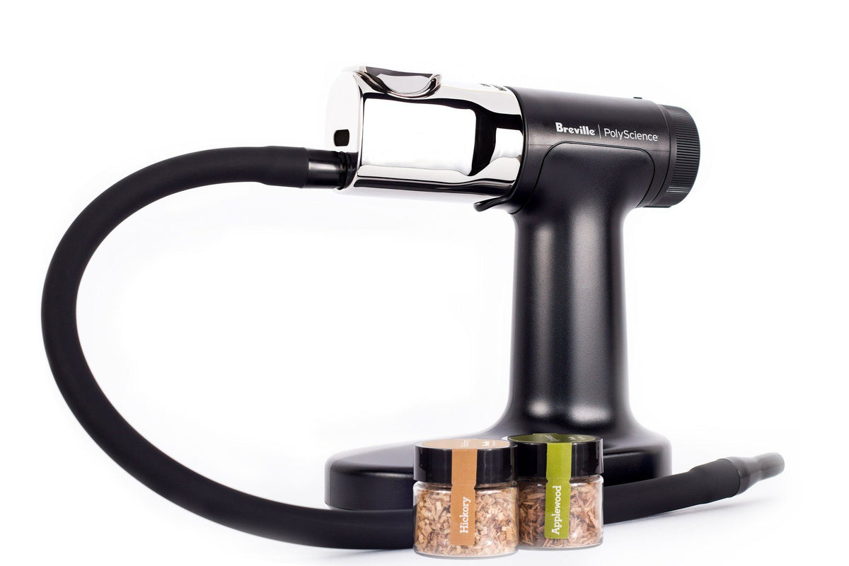 PolyScience Smoking Gun PRO Gift Pack 10 Woodchips & Free Filters Smoking Gun PolyScience