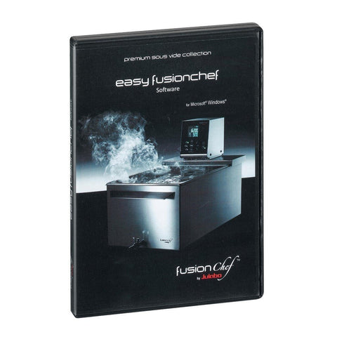 Easy FusionChef Software - Diamond Models - Sous Vide Chef