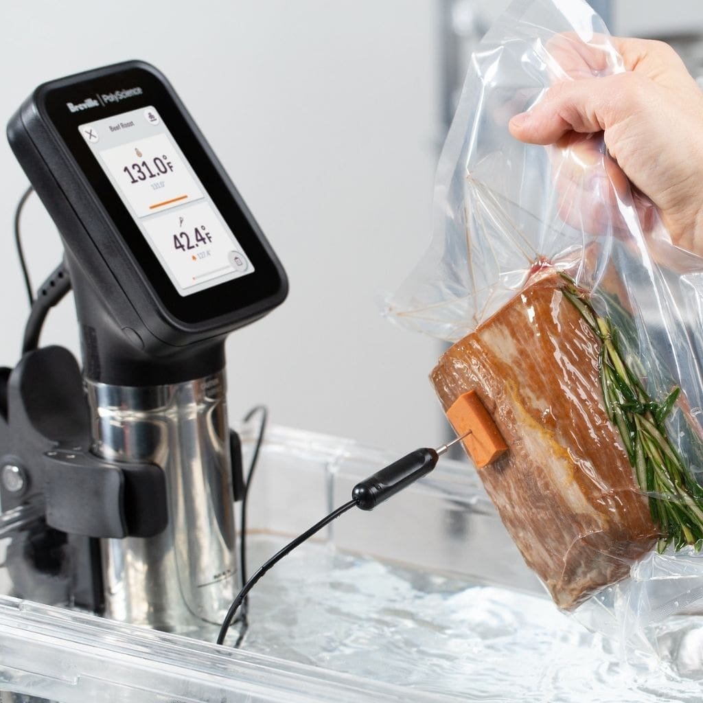 Breville  Polyscience HydroPro Plus Sous Vide Immersion Circulator Needle Probe Cooking